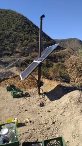 custom solar rack up to 300 cycles per day